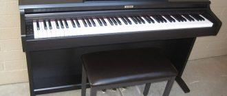 Kawai KDP-90 - фоновый инструмент в акустическом исполнении