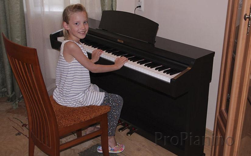 Пианино дома Kawai KDP90