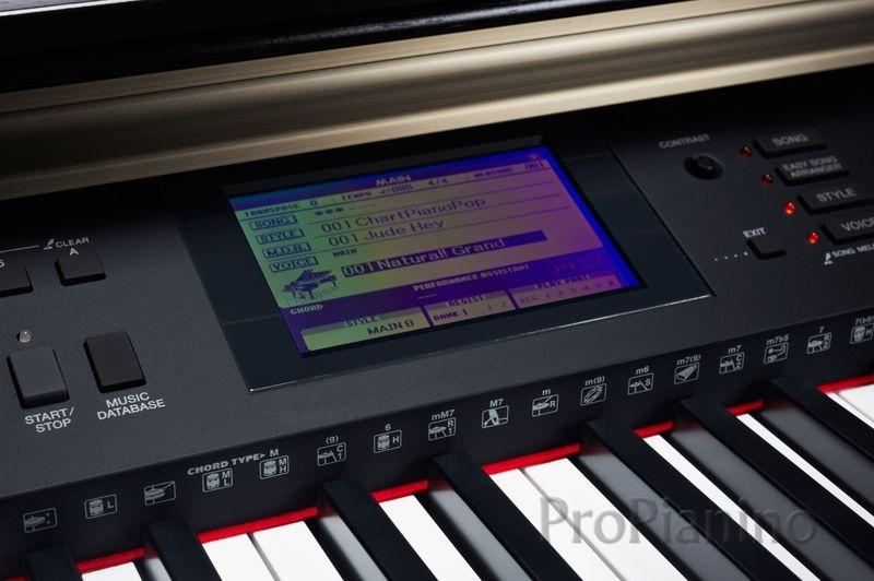 Дисплей пианино Yamaha YDP-V240