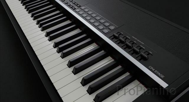 Клавиши акустического пианино YamahaCP4