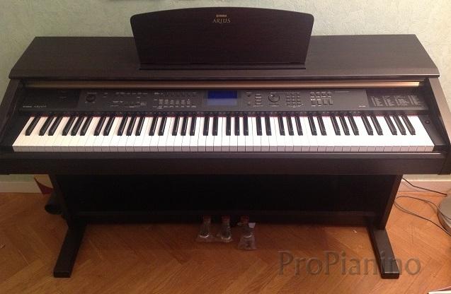 Фотография пианино Yamaha YDP-V240